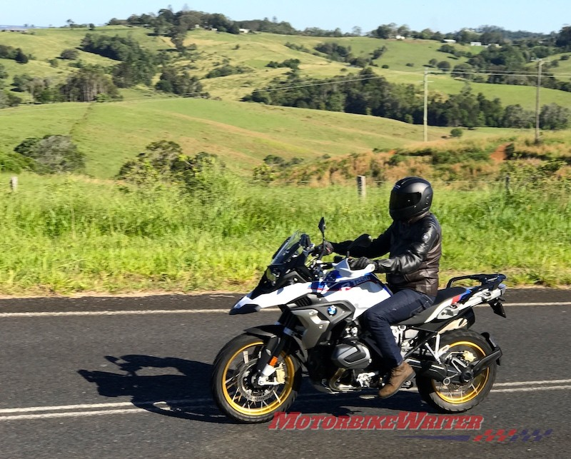 BMW R 1250 GS Ballina Motorcycles