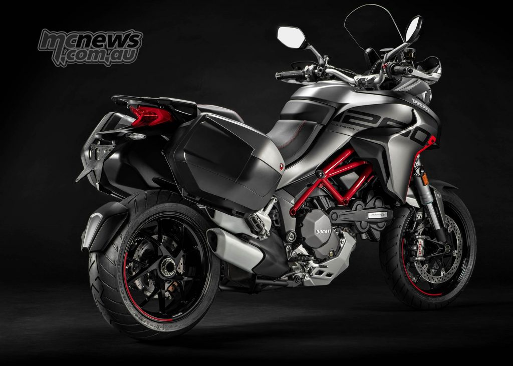 Ducati Multistrada S Grand Tour