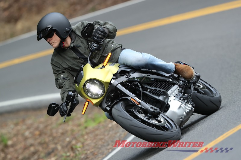 Harley-Davidson LiveWire electric motorcycle electromobility
