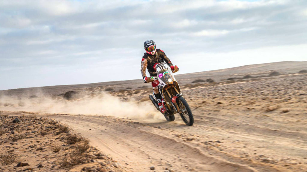 Africa ECO Race Stage Andrew Houlihan