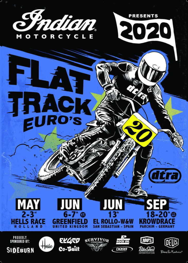 Indian Motorcycle Flat Track Series