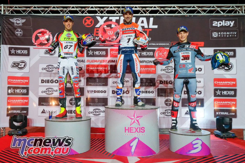 X Trial R Toni Bou mc