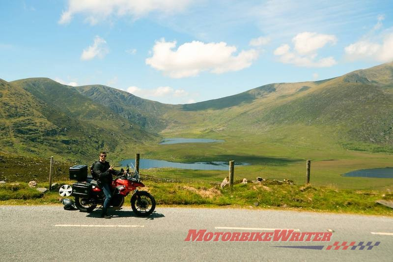 Images: Celtic Ride Motorcycle Rentals Ireland