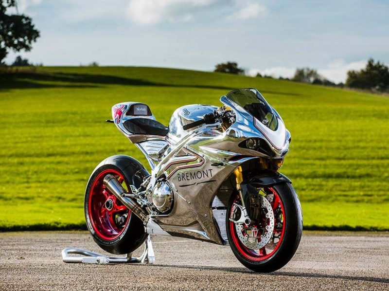 Norton V4 RR - 650cc models coming