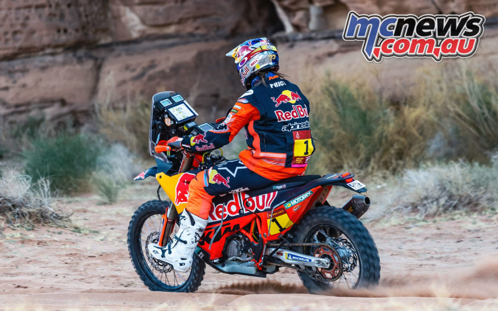 toby price Dakar stage