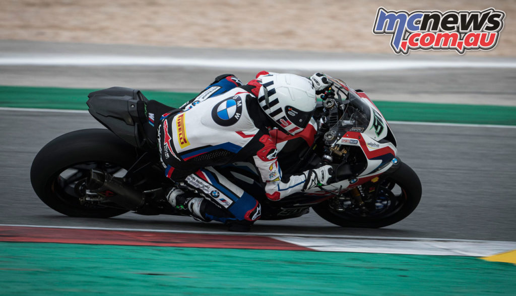 Portimao Test D Eugene Laverty