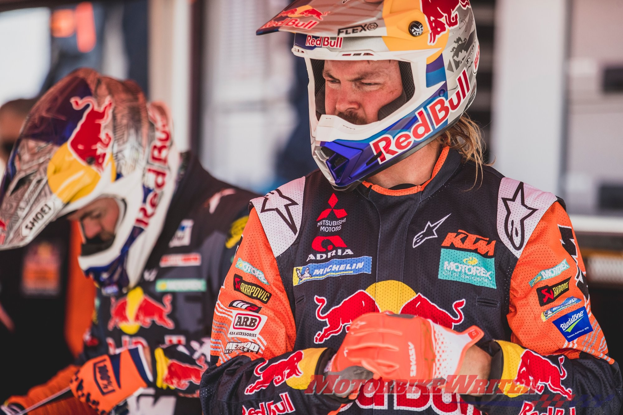Toby Price Dakar Rally super marathon stage