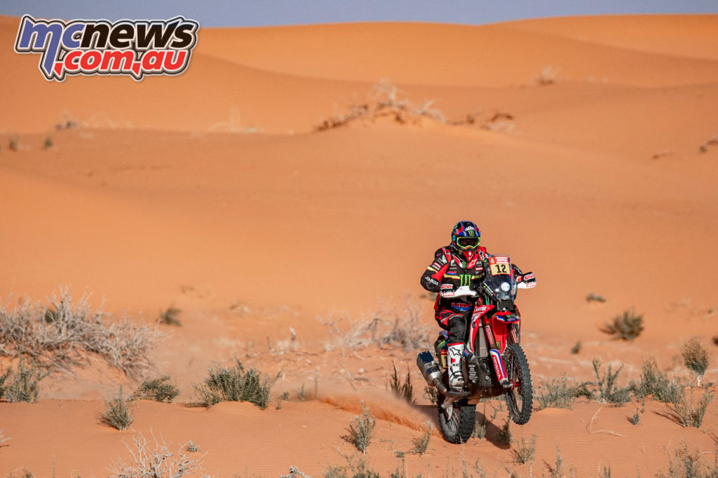 Dakar Rally Stage Joan Barreda ABI