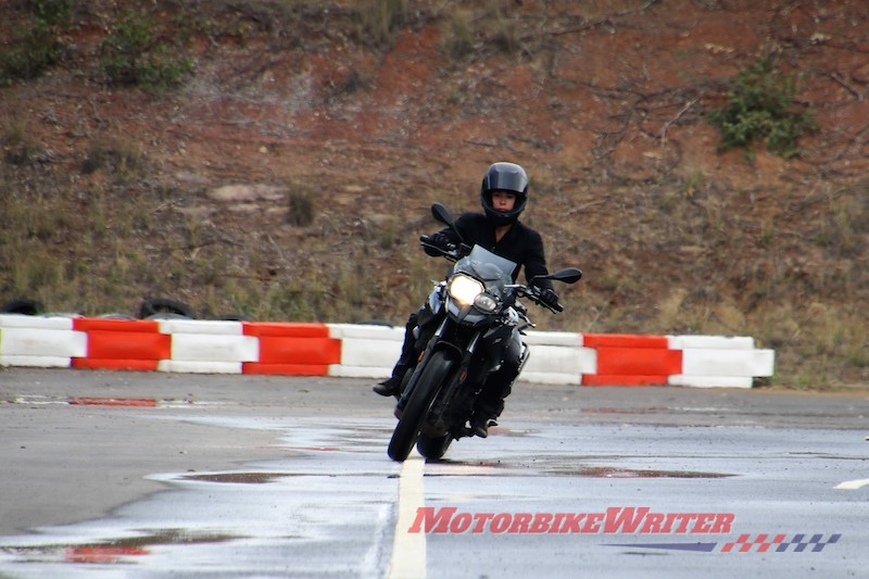 ATLM motorcycle bumps Safe System Solutions