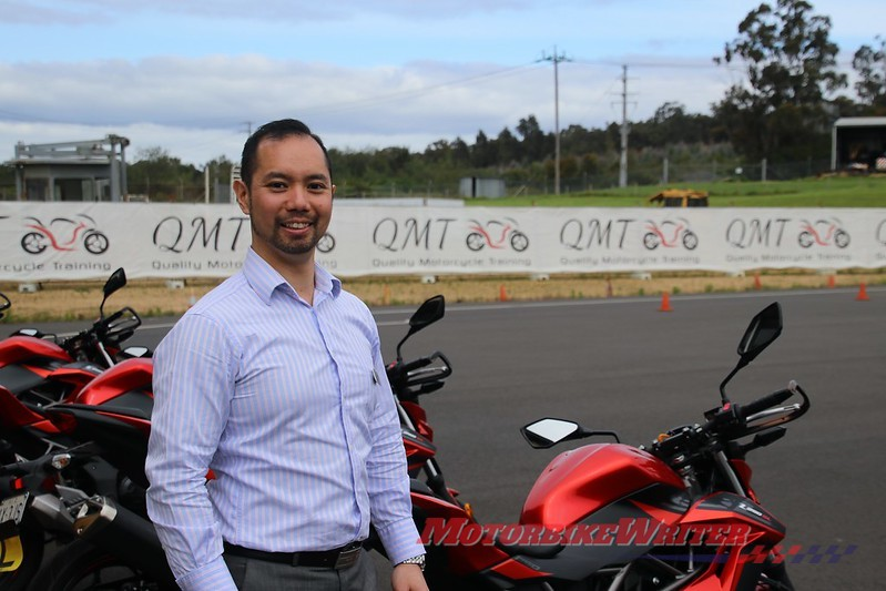 Aussie knowhow helps Thai riders stay safe Safe System Solutions Pty Ltd learn learner novice training licensed licensing