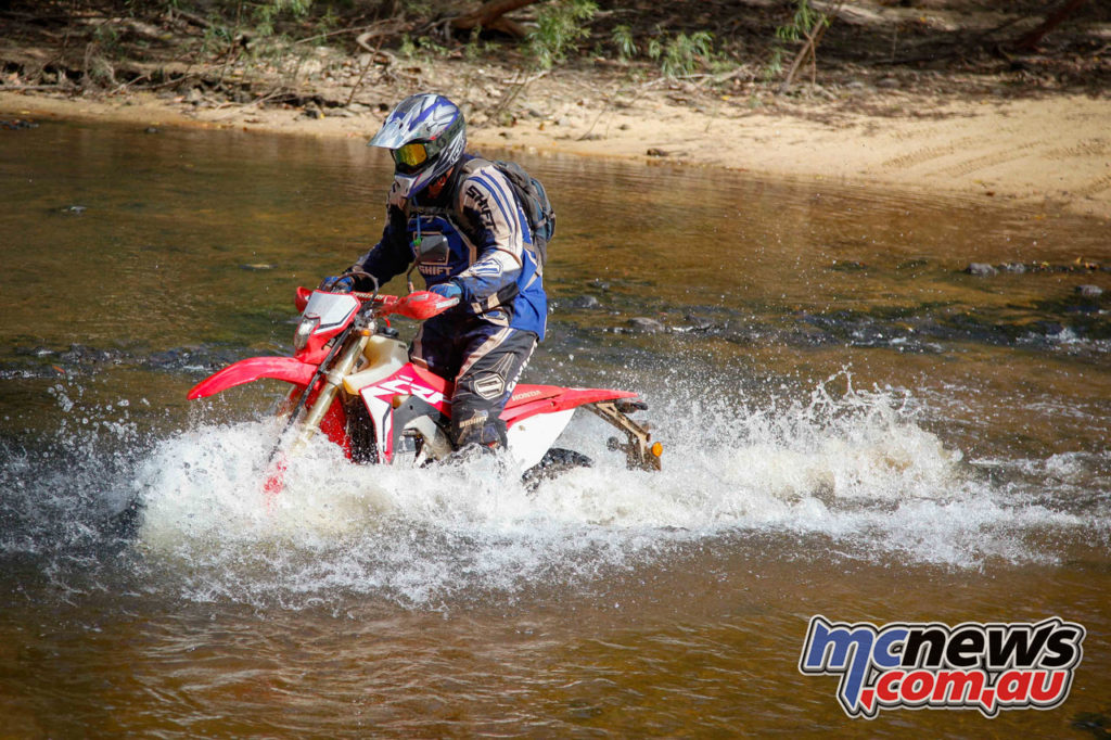 Daryl Beattie Adventures Cape Cairns River Crossing The Tip