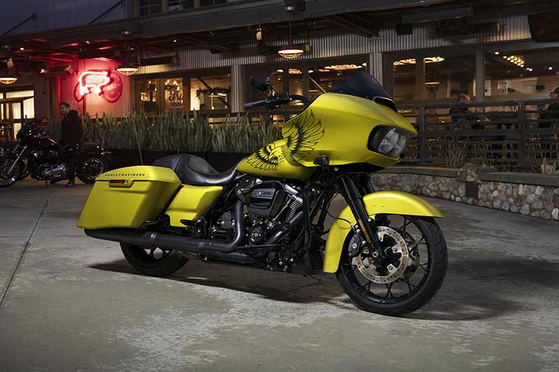 2020 Harley-Davidson Road Glide Special Eagle Eye Paint