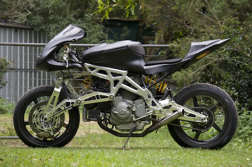 Motoinno TS3 with centre steering
