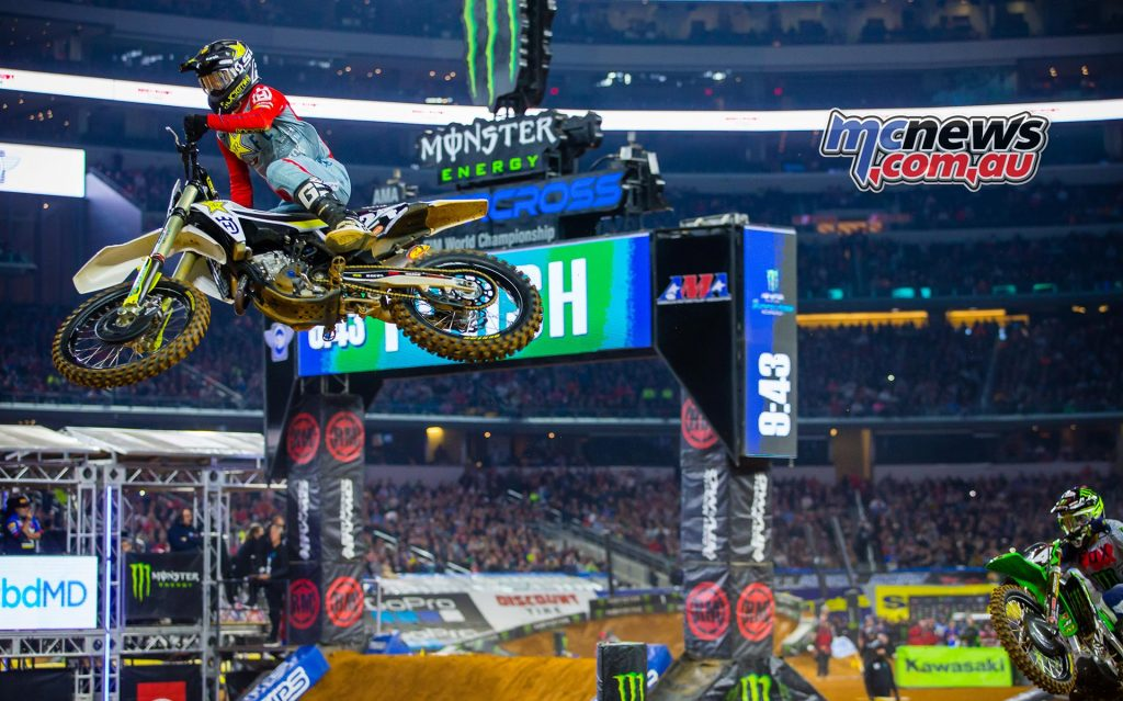 AMA SX Rnd Arlington Hampshire Multiple SX DAL Kardy
