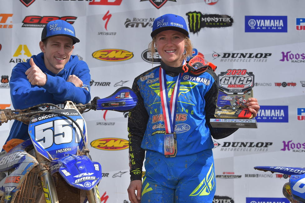 GNCC Rnd Union Becca Sheets WCX