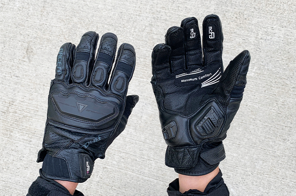 Racer Guide motorcycle gloves men and women