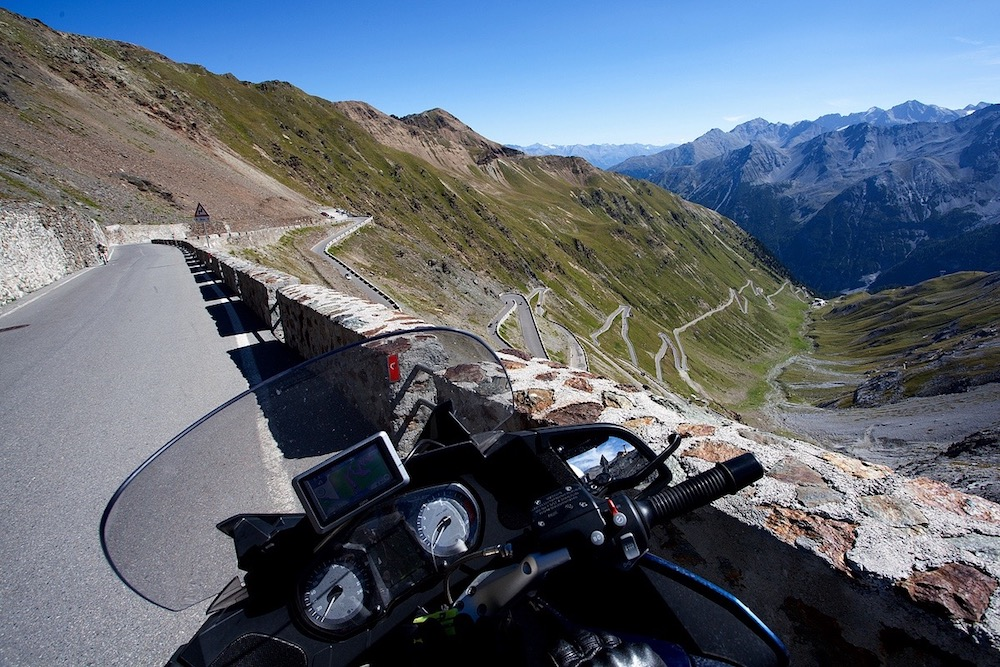 Hear the Road Tours Stelvio Pass Instagrammed