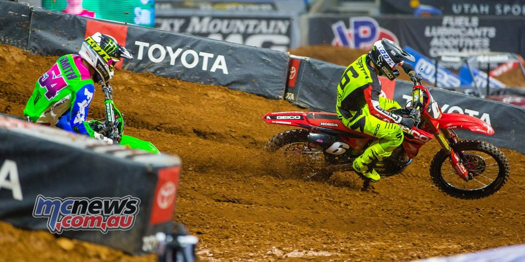 AMA SX Rnd Atlanta Martin Smith Multiple SX ATL Kardy