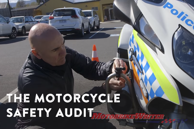 Safe System Solutions road auditing