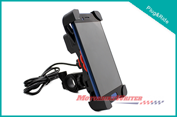 RoadOne accessories Support_chargeur_telephone