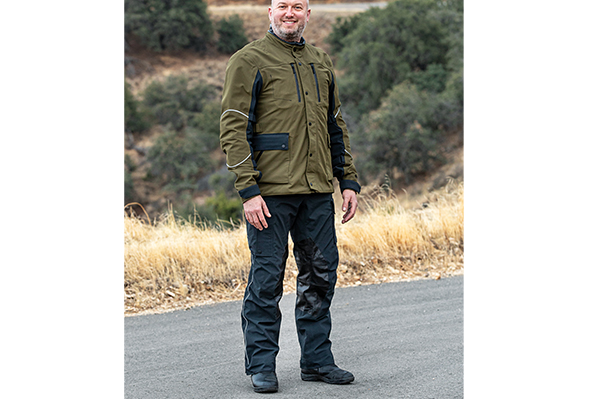 Aether Divide jacket and pants