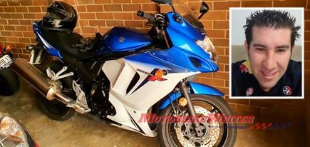 Police ok drive to buy motorcycle