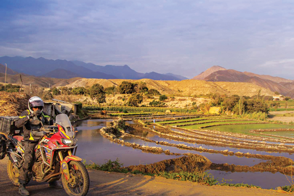 South America Freedom motorcycle tours