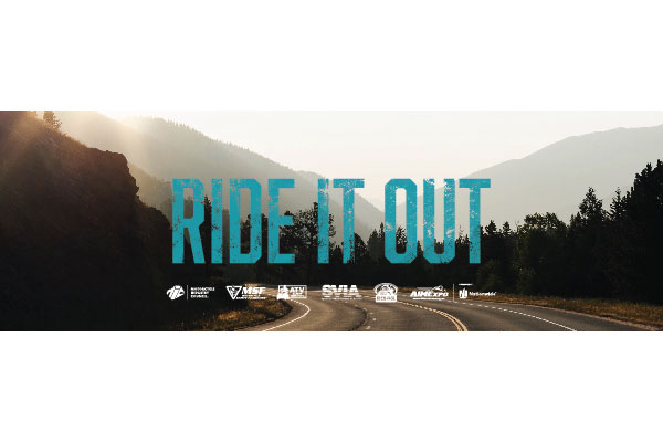 Ride It Out Logo
