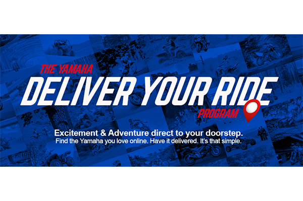 Yamaha Deliver Your Ride