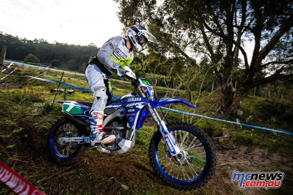 Yamaha Active Yamalube Racing AORC Michael