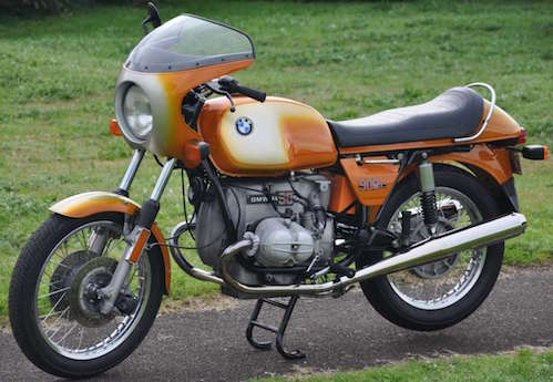 BMW R 90 S rounded fairing