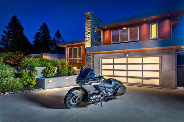 Honda Gold Wing home delivery