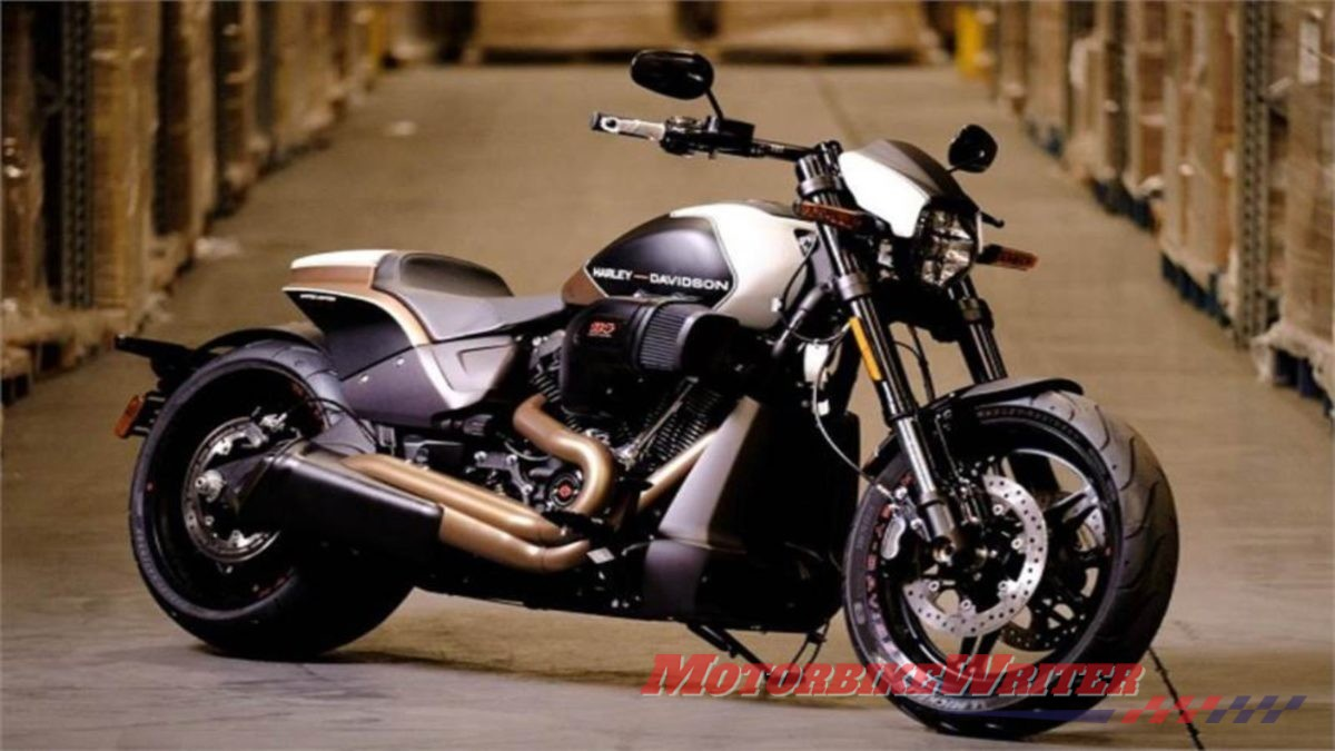 Limited edition FXDR