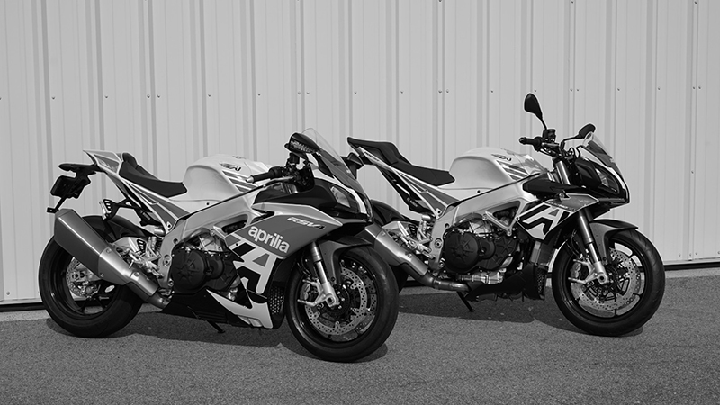 2020 Limited Edition RSV4 and Tuono Misano collection