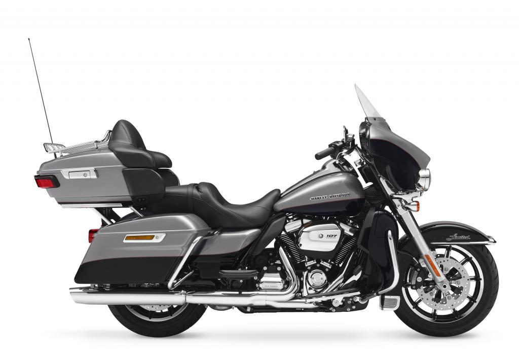 Harley-Davidson Ultra Limited cure brain cancer