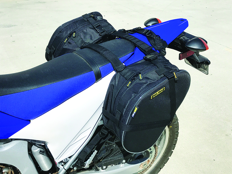 Nelson-Rigg Saddlebags and Tail Bags Review
