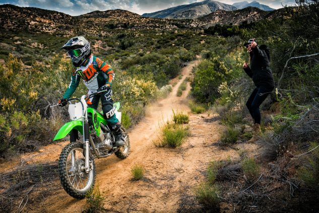Returning 2021 Kawasaki KLX and KX Off-Road Models Announced ...