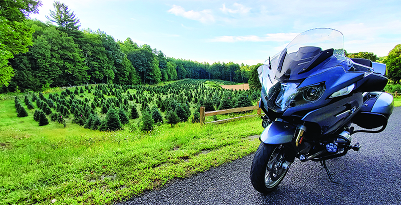 Riding Along the Riverside: Sport Touring in Western New England