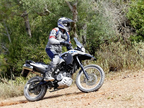 BMW Motorrad BMW G 650 GS Sertao with free on-roads is $10,990 rideaway motorcycle discounts