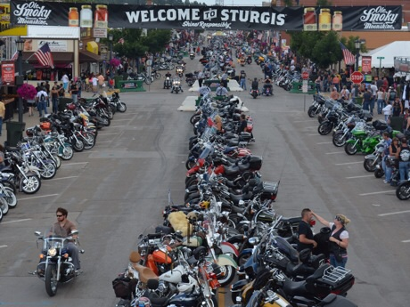 Sturgis rally motorcycle rally usa
