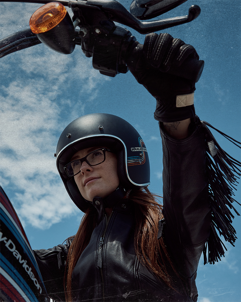Harley-Davidson Learn-To-Ride New Rider Training