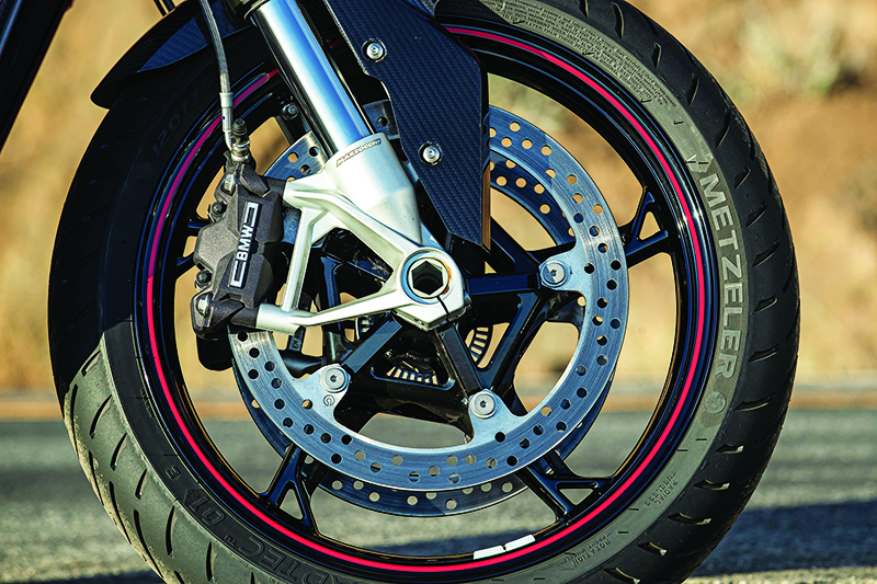 2020 BMW S 1000 XR Review Tire Size
