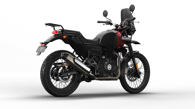 2021 Royal Enfield Himalayan Announced