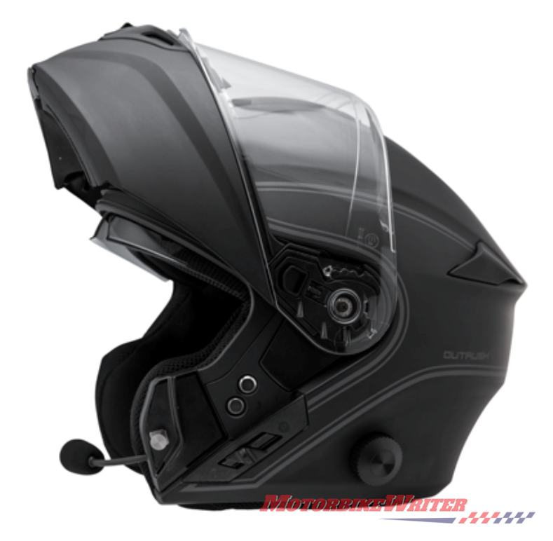 Sena Outrush modular helmet