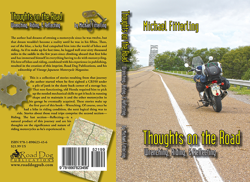 Thoughts on the Road by Michael Fitterling