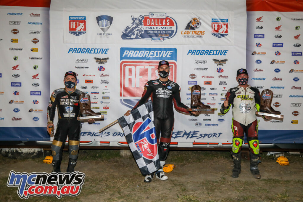 Briar Bauman topped the podium from