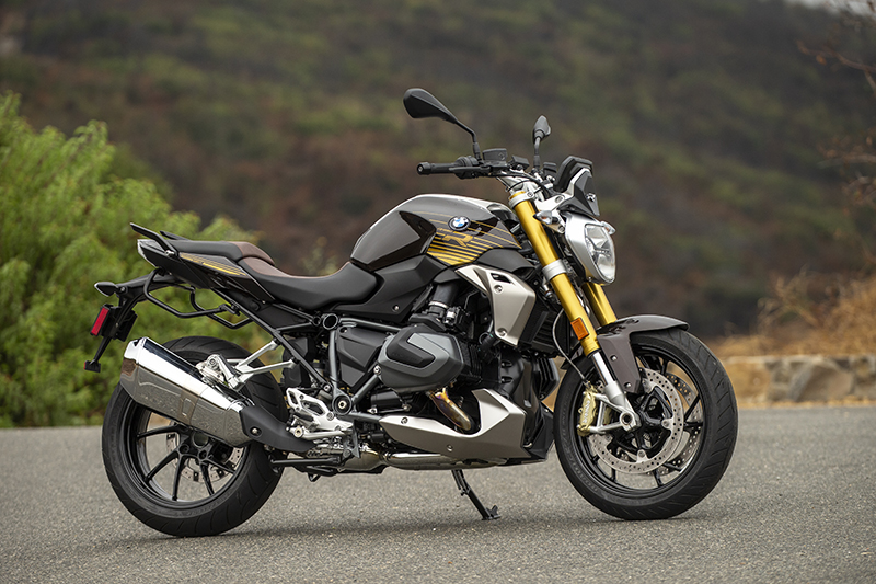 2020 BMW R 1250 R Road Test Review