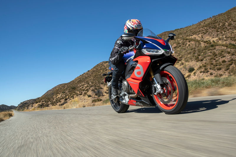 2021 Aprilia RS 660 First Ride Review