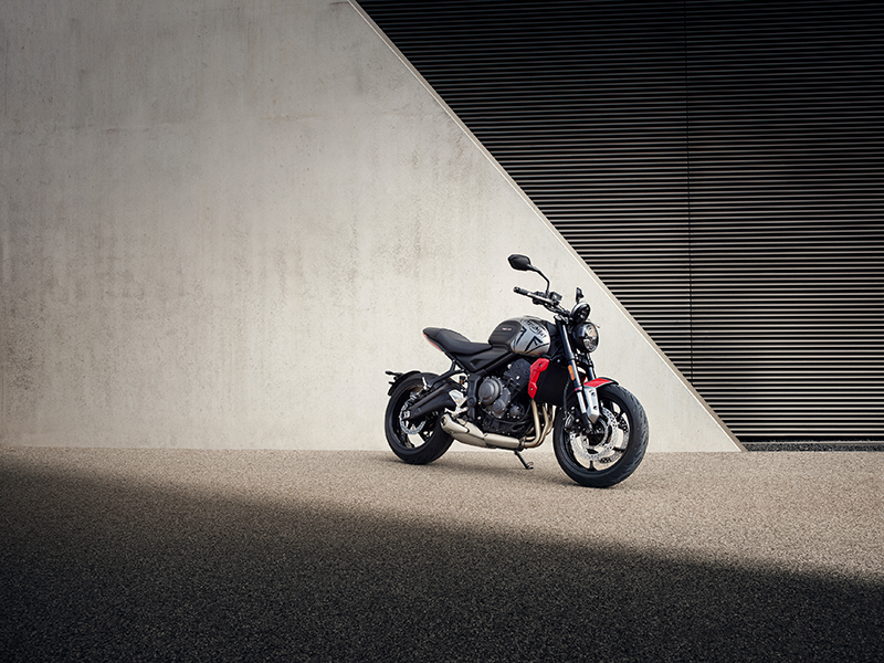 2021 Triumph Trident 660 First Look Review
