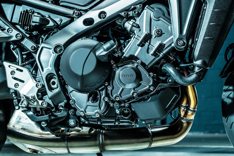 2021 Yamaha MT-09 First Look Review